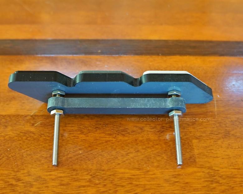 (取り寄せ対応)TACO VINYL/タコビニール トリプルカラー グリル エンブレム バッジ グレー