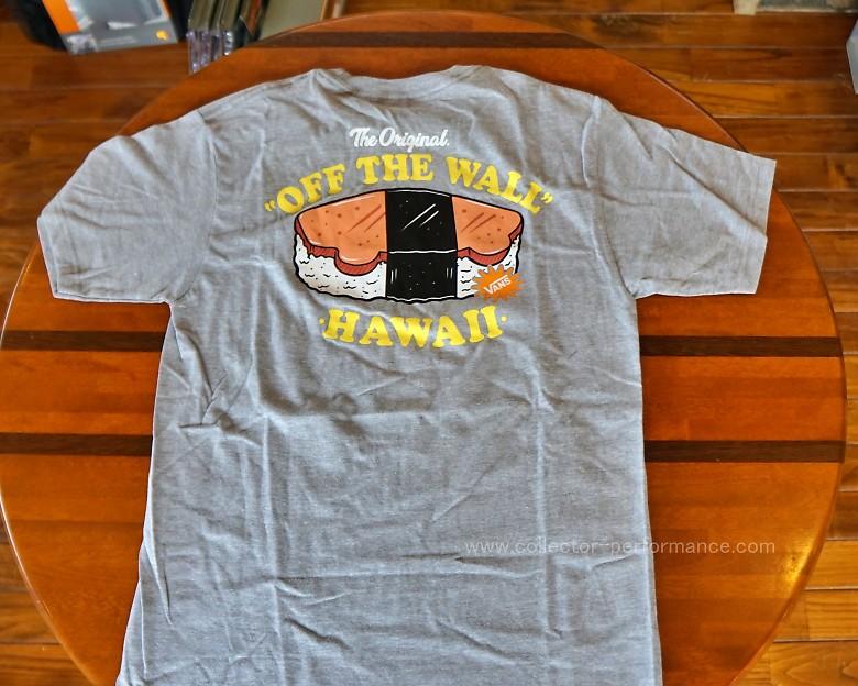 ハワイ VANS HAWAII SPAMUSUBI  バンズ ヴァンズ Tシャツ