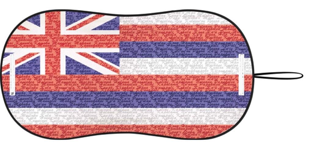 (在庫あり!即納!)ハワイ ハワイフラッグ ハワイ州旗 サンシェード