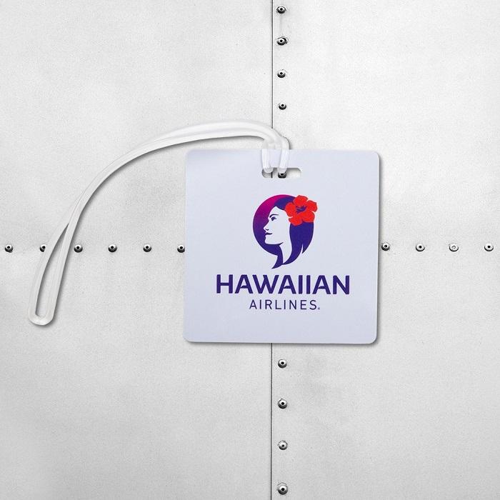 (在庫あり!即納!)ハワイ HAWAIIAN AIRLINE/ハワイアン航空 ハワイアンエアー ラゲッジタグ