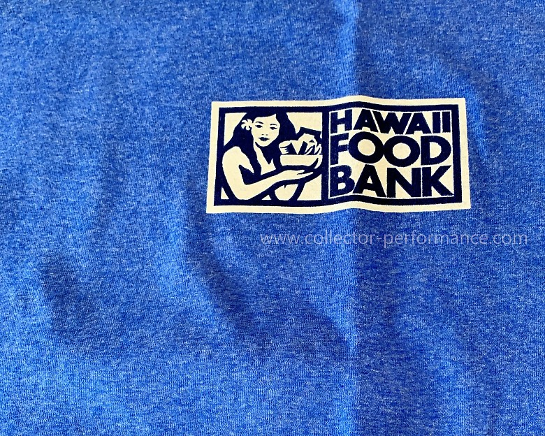 ハワイ HAWAII FOOD BANK/ハワイフードバンク Tシャツ