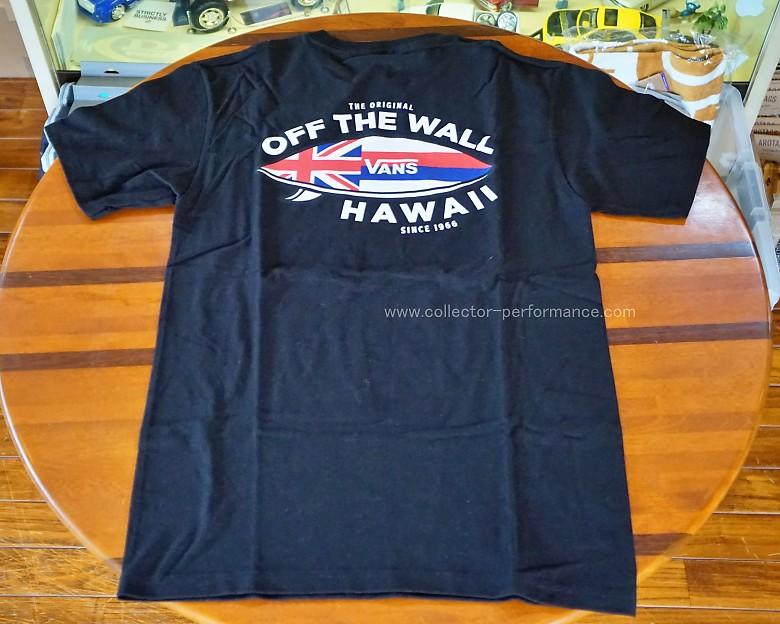 ハワイ VANS HAWAII ハワイ州旗 バンズ ヴァンズ Tシャツ