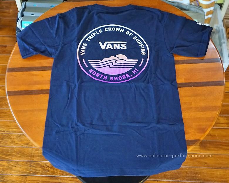 ハワイ VANS HAWAII TRIPLE CROWN/トリプルクラウンTシャツ バンズ ヴァンズ