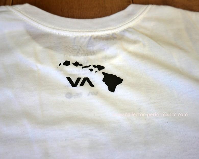 ハワイ RVCA HAWAII/ルーカ Pineapple Grenade Tシャツ