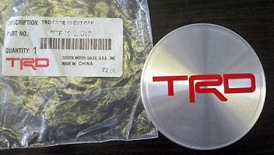 (取り寄せ対応!) USトヨタ純正 TRD ビードロック ホイール用 センターキャップ
