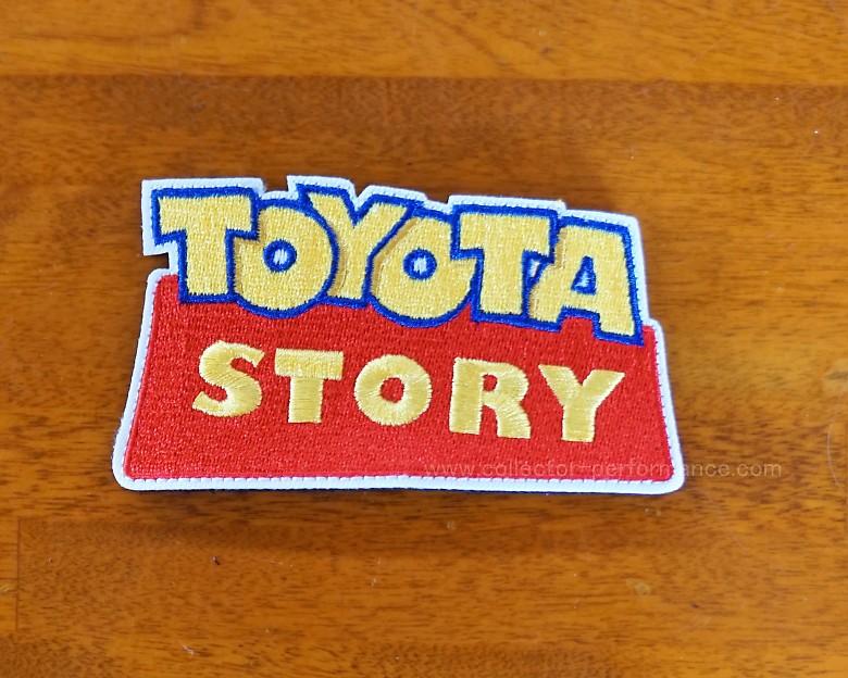 ハワイ HAWAII OFF ROAD YOTAS/ハワイオフロードヨタ TOYOTA STORY パッチ