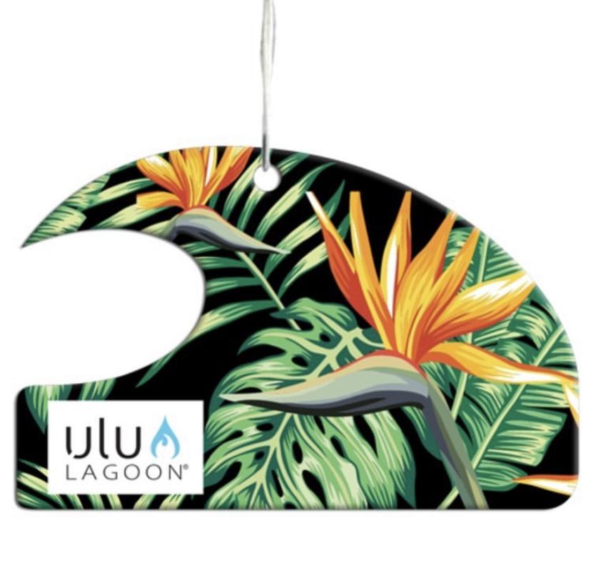 ULU LAGOON エアフレッシュナー(Bird of Paradise/バードオブパラダイス)