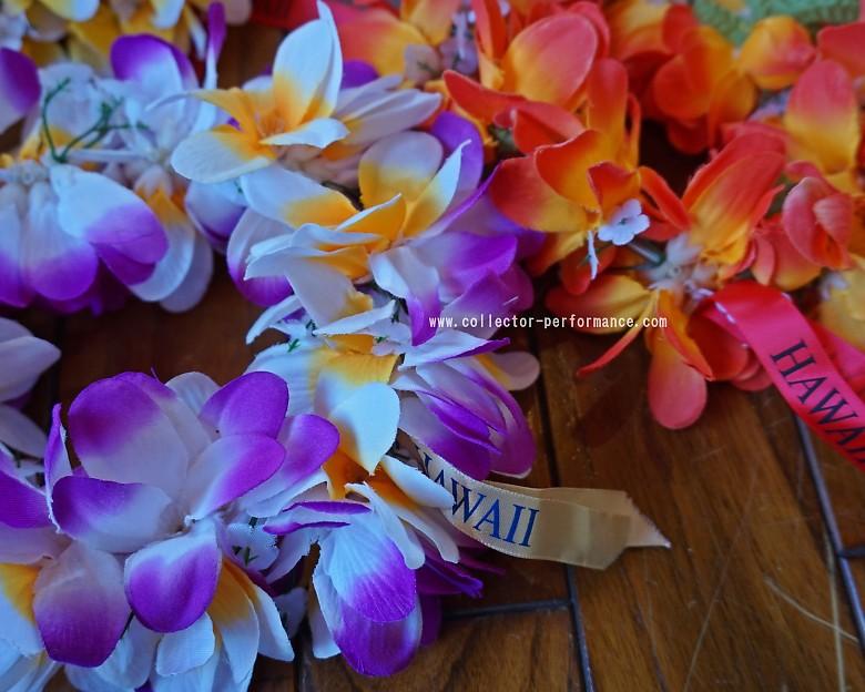 ハワイ フラワーレイ