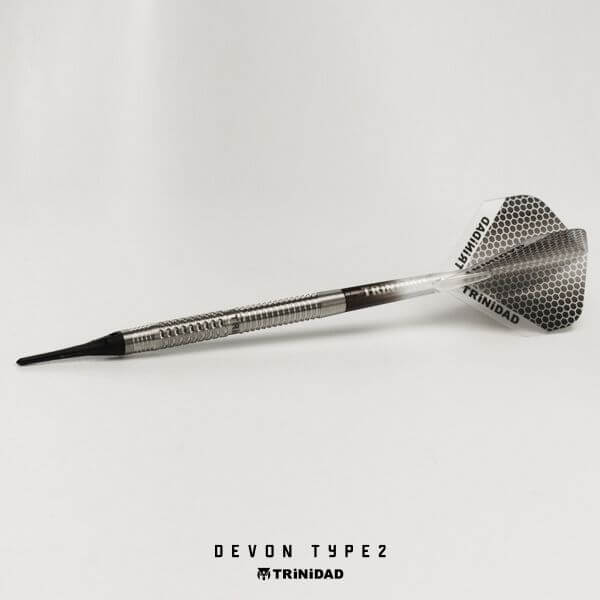 【チップ&送料無料】【トリニダード】Devon Type2 デヴォン2 | 2BA21g | ダーツ バレル