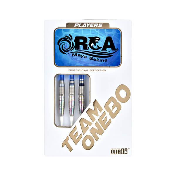 【チップ&送料無料】【ONE80】ORCA オルカ | No,5 19.0g | 関根麻耶選手 | ダーツ バレル