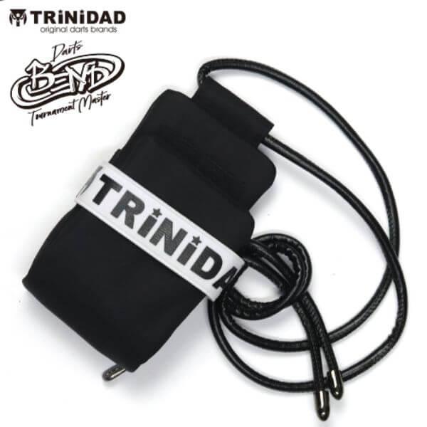 【トリニダード】トーナメントマスター BEND ベンド | ブラック | 首掛けダーツケース
