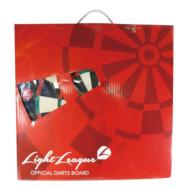 【L-style エルスタイル】ライトリーグオフィシャルハードボード ダーツボード