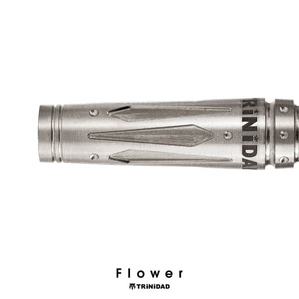 【チップ&送料無料】【トリニダード】Flower フラワー / 2BA16.5g / ソンヘリム選手 / ダーツ バレル
