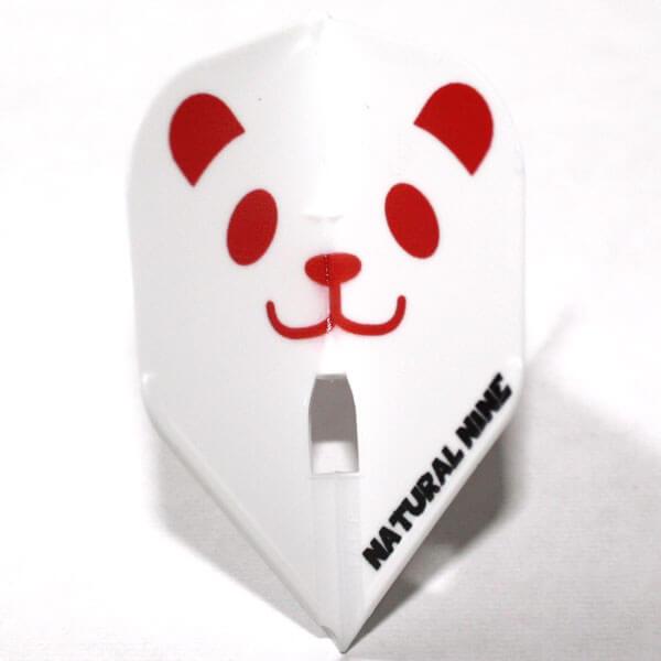 【エルスタイル】【ナチュラルナイン】ナチュパン / シェイプ / ホワイト / ダーツ フライト