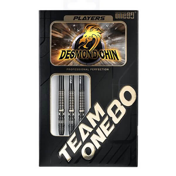 【チップ&送料無料】【ONE80】Desmond Chin | 2BA20g | デスモンドチン選手 | ダーツ バレル