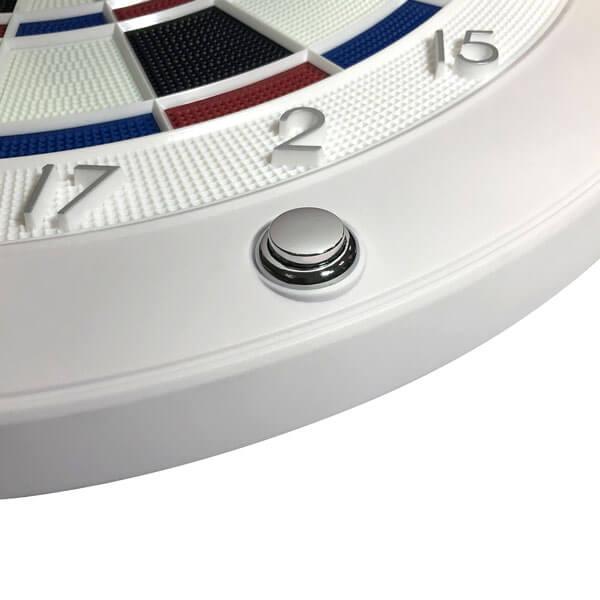 【送料無料】【グランダーツ】グランボード3S / ホワイトエディション / ダーツボード