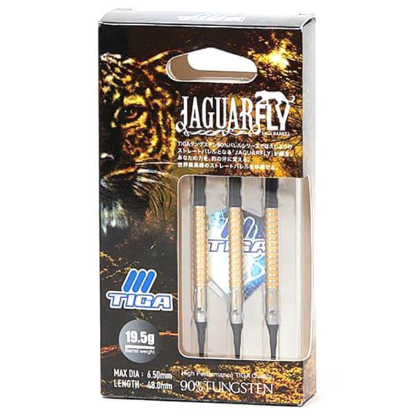 【チップ&送料無料】【ティガ】JAGUARFLY ジャガーフライ   2BA19.5g   ダーツ バレル