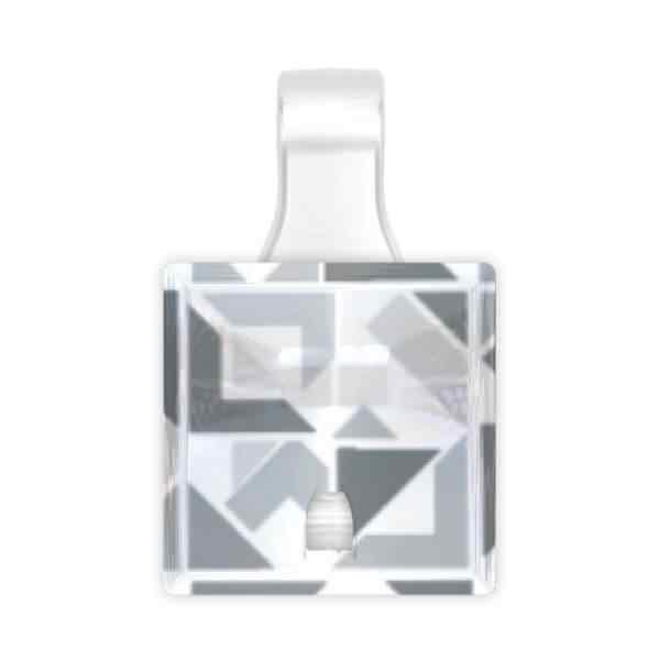 【PICPIN ピックピン】L-Geometric Pattern B (エルジオメトリックパターンB) マスクチャーム アクセサリー