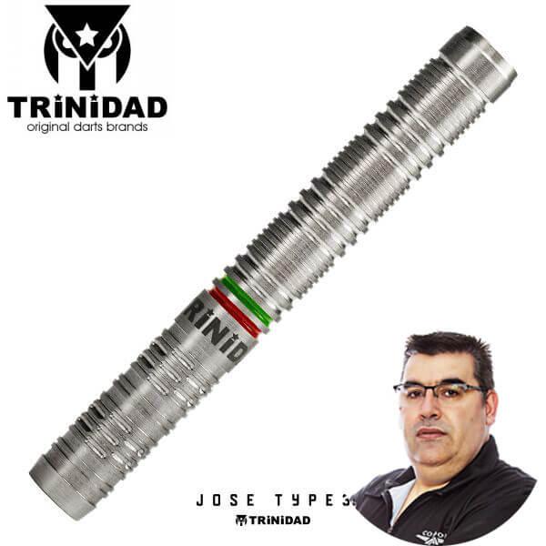 【トリニダード】Jose Type3 ホゼ3 | Jose De Sousa選手 | ダーツ バレル