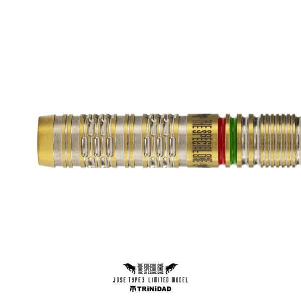 【チップ&送料無料】【トリニダード】Jose Type3 ホゼ3  初回限定モデル | Jose De Sousa選手 | ダーツ バレル