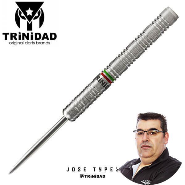 【トリニダード】Jose Type3 ホゼ3 | スティール22g | Jose De Sousa選手 | ハードダーツ バレル