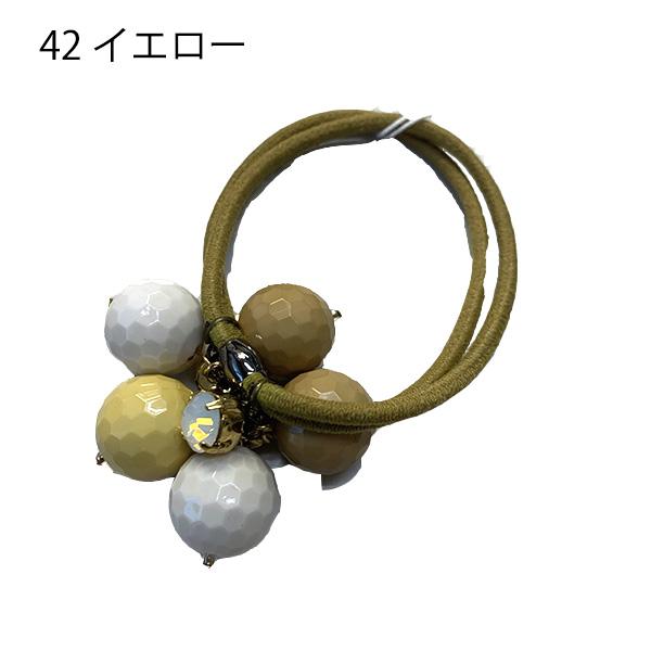 【セール品】レーヌ・クロード フロテュール ゴムポニー 品番157607