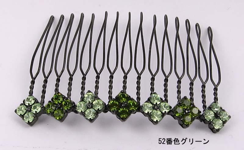 【セール品】レーヌ・クロード154285 花型コーム