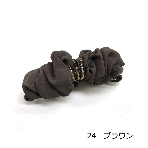 【セール品】レーヌ・クロード ソルベ バナナクリップ 品番157505