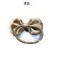 【セール品】レーヌ・クロード サテンリボン ゴムポニー(品番157057)