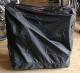 rin project(リン プロジェクト) 【ブロンプトン輪行バッグ】 リンプロジェクト GO CYCLEオリジナルカラー 【BLACK×RED】 車体完全収納 キャスターホイール用ジッパー付き サドルバッグ式収納袋付き