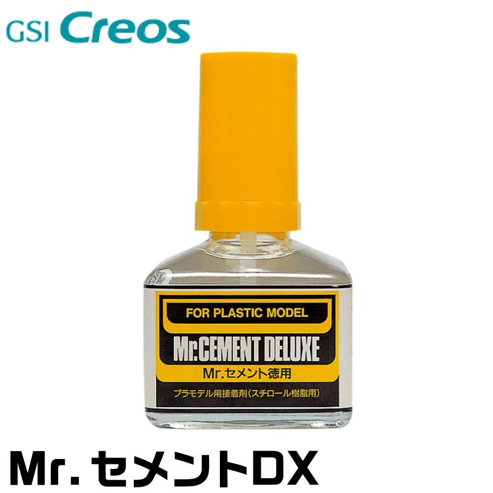 GSIクレオス Mr.セメントDX 徳用 ネコポス非対応 クレオス セメント 接着剤