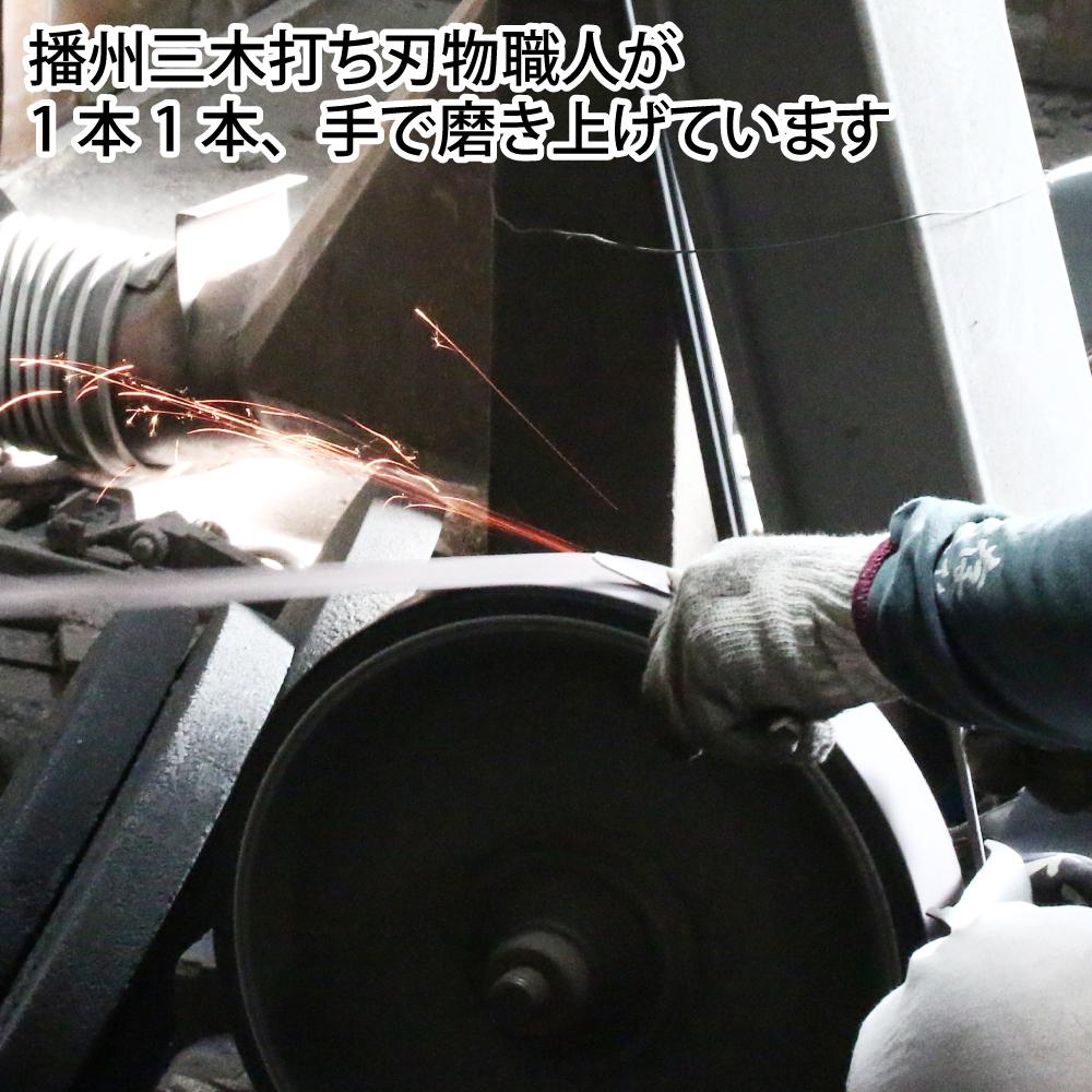ゴッドハンド 片刃カービングナイフ(えん)花小刀 左型 ゴッドハンド仕様 直販限定 日本製 左手 左利き 左手向き
