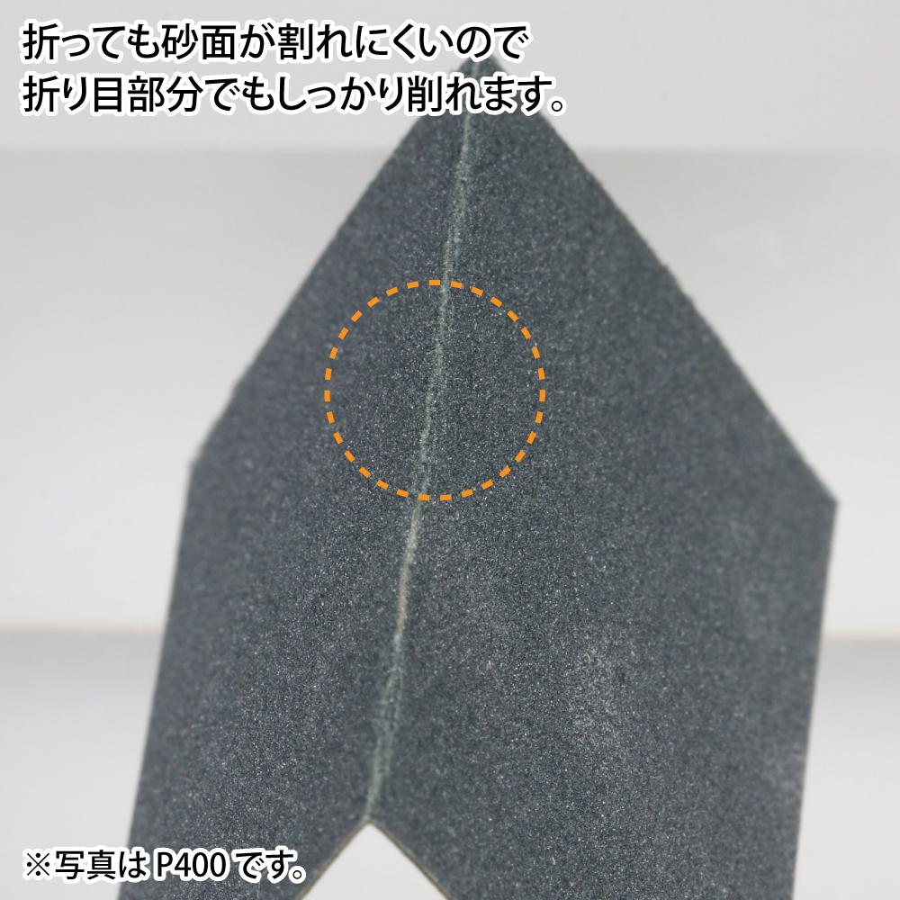 ゴッドハンド 神ペーパーセット 耐水ペーパー サンドペーパー 水研ぎ 空研ぎ 紙ヤスリ 93.5×228mm