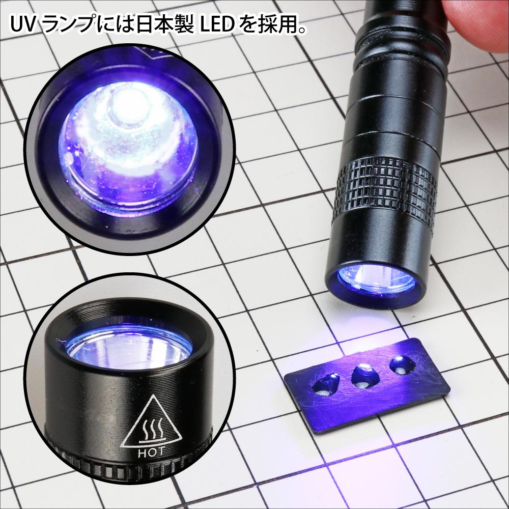 シーフォース 紫外線硬化LEDライト UV硬化 365nm