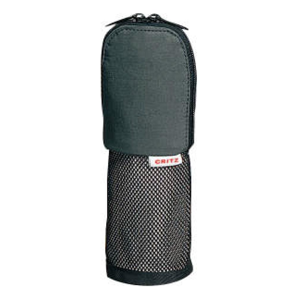 コクヨ ペンケース プチクリッツ ナイロン製 ダークグレー ネコポス非対応 バッグインバッグ 工具入れ 収納 保管 コンパクト KOKUYO