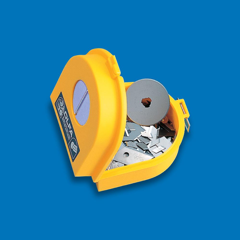 オルファ 安全刃折器ポキL型 ネコポス非対応 OLFA カッター 折る 変える
