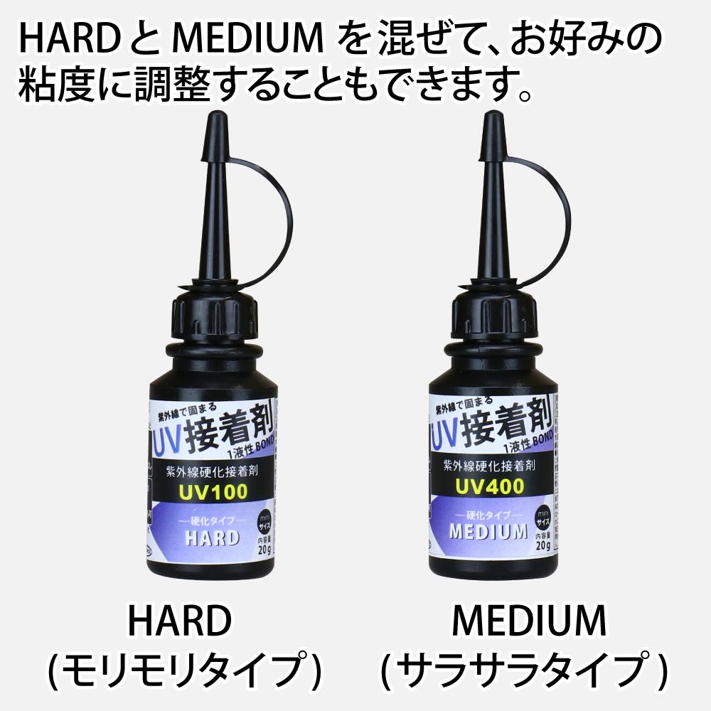 シーフォース UV接着剤 20g 各種 ネコポス非対応 UV硬化 クリアレジン