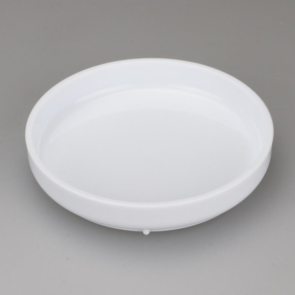 MICKY プラスチック 重ね皿 8cm (PP製 5枚組) ネコポス非対応 塗料皿 絵皿