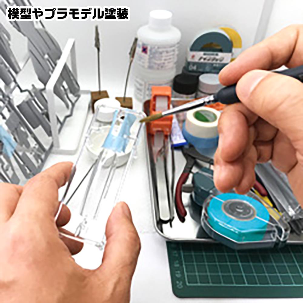 ニチバン マスキングテープ プッシュカット 15mm×17.5m 和紙 青