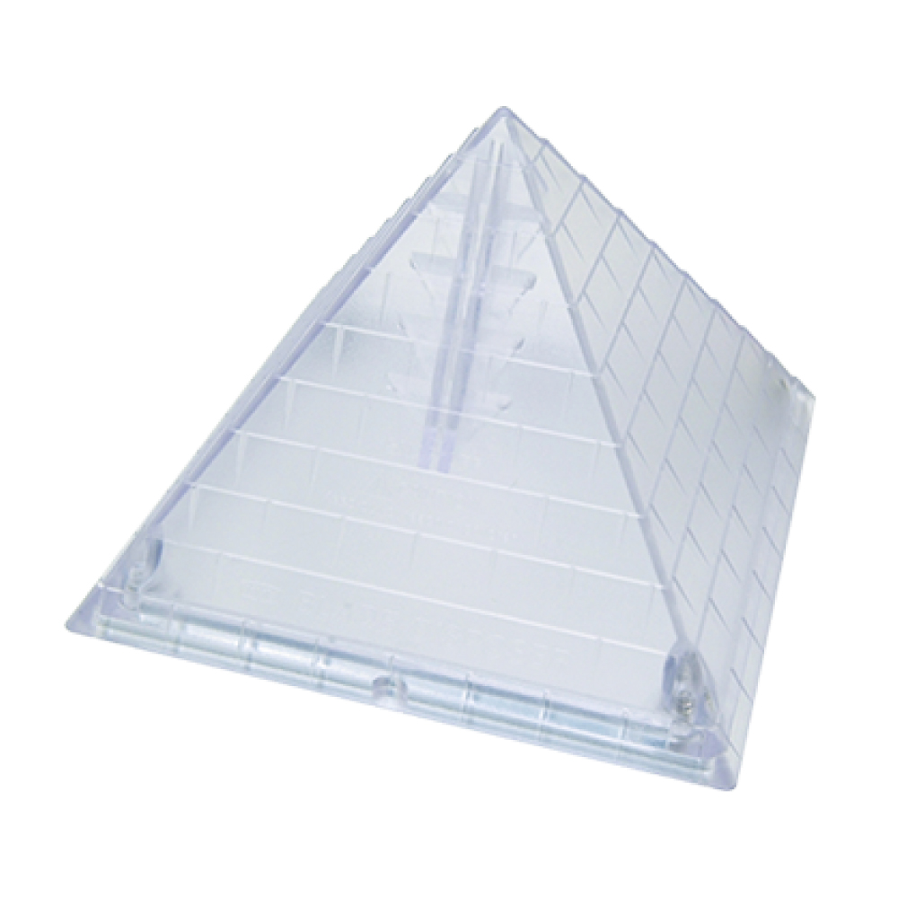 エヌティー 刃先処理器ピラミッド 取寄品 ネコポス非対応 NTカッター ディスペンサー 刃 折る 折り器 卓上