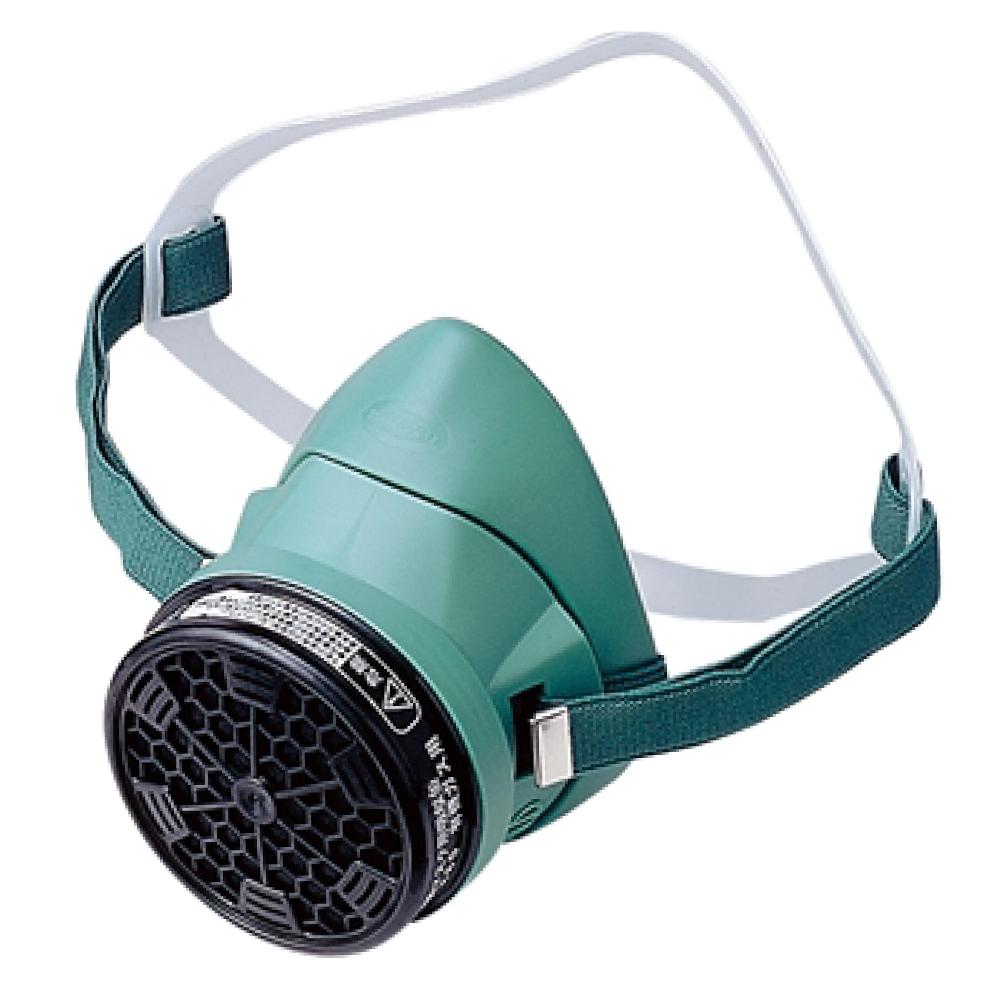 東洋セーフティ 塗装用防毒マスク 1880 取寄品 ネコポス非対応 防塵マスク マスク 塗装 切削 粉 粉塵