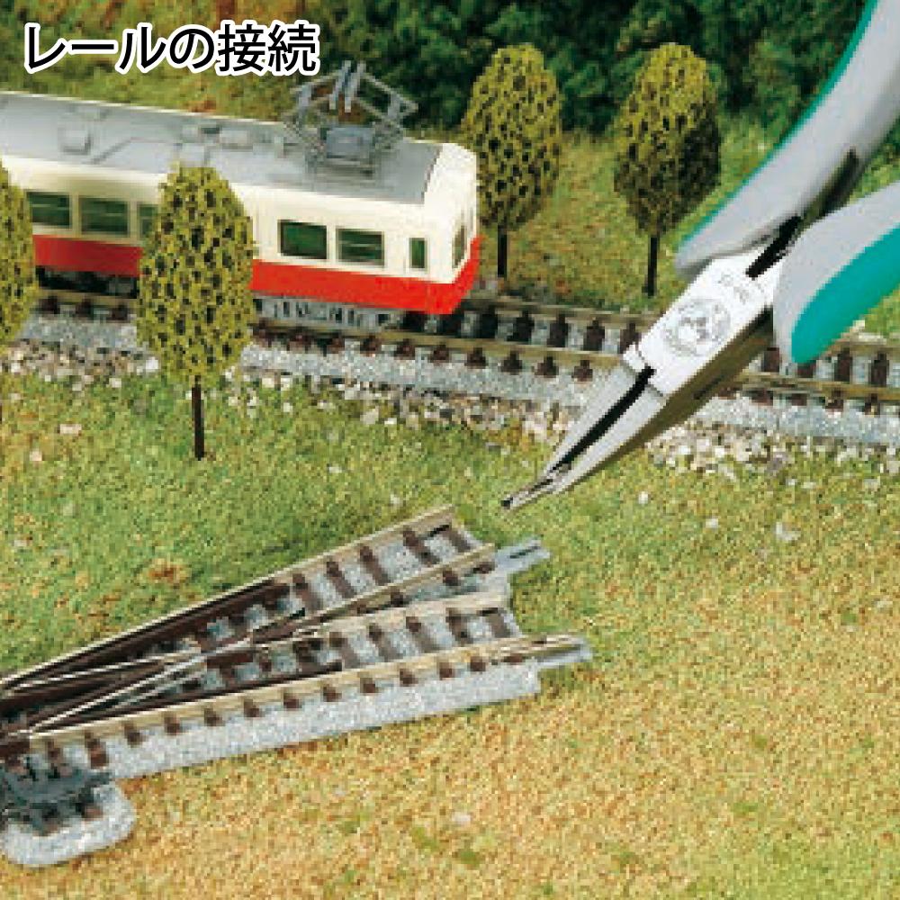 ツノダ トリニティー 極細リードペンチ130mm バネ付 TM-13 取寄品