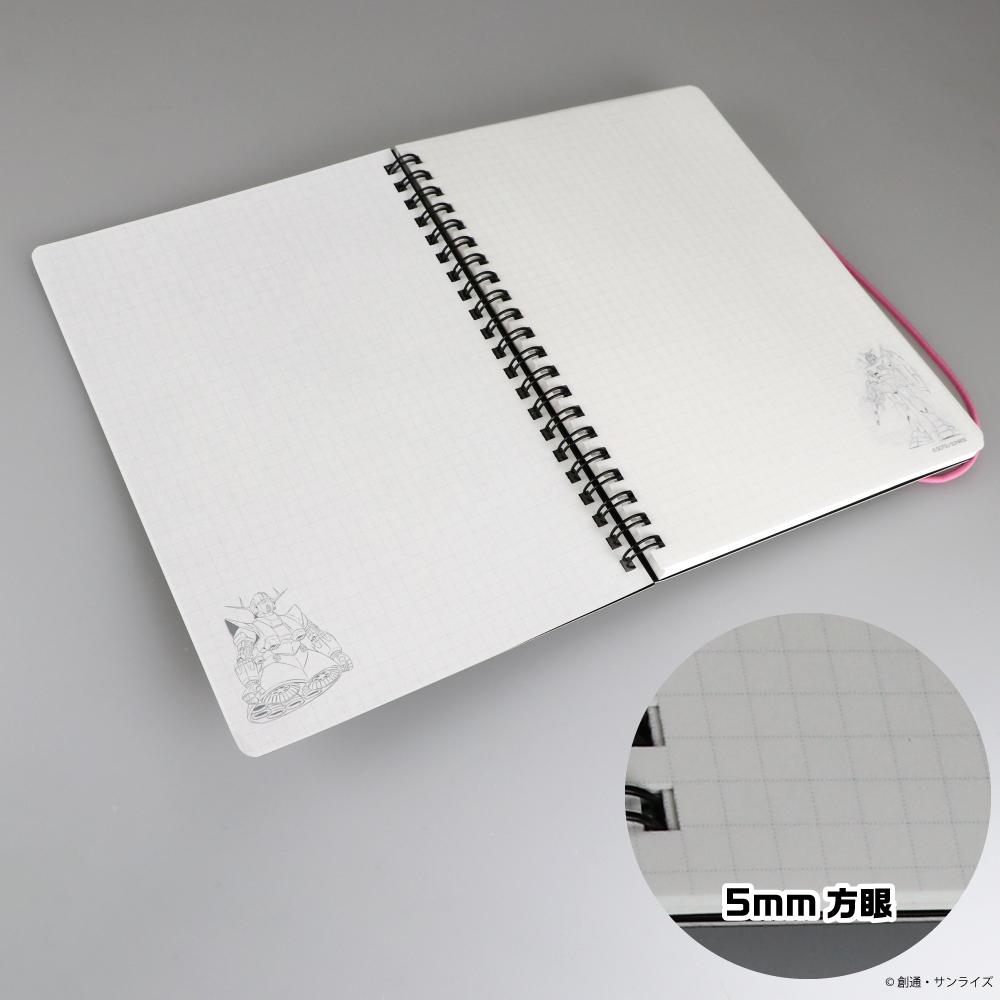 サンスター文具 ラストシューティングノート GS7 メモ 書く A5サイズ