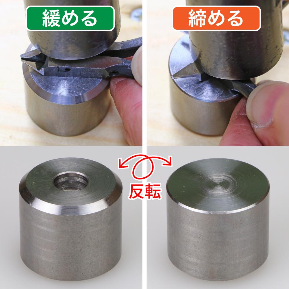 ゴッドハンド ニッパー調整台ミニ (練習用ニッパー付き) トライアル 直販限定 ネコポス非対応 工具