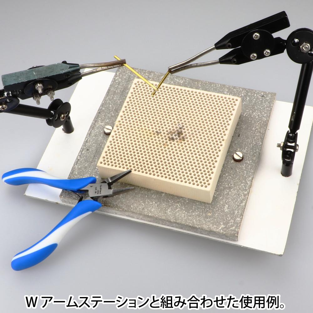 シーフォース ハニカムブロックミニ 100mm×100mm ネコポス非対応 耐火ブロック