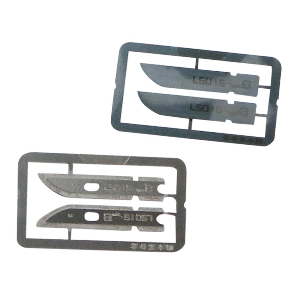 雲母堂本舗 エッチングスジ彫り工具 ライナーソー015B型 (0.15mmライナーソーB型) 筋彫り