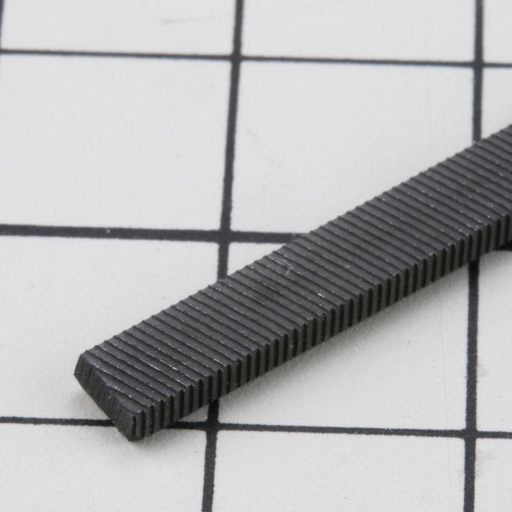 柄沢ヤスリ プラスチックヤスリ 中目 P6 単目仕様 直販限定 ヤスリ 金属