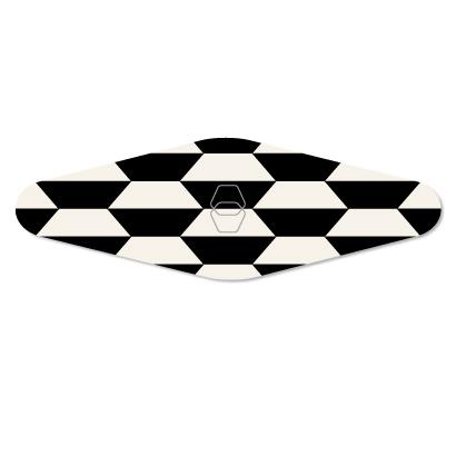 ダイヤモンドファイル Carry (亀甲 ホワイト)