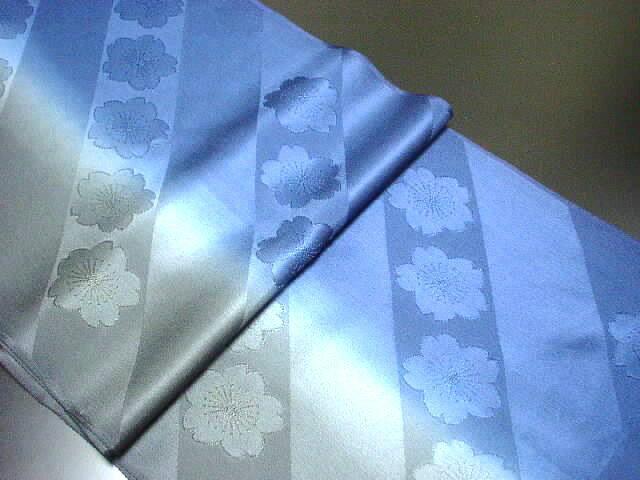 正絹帯揚カジュアル用・紬や小紋に合わせてお楽しみ下さい【新品】