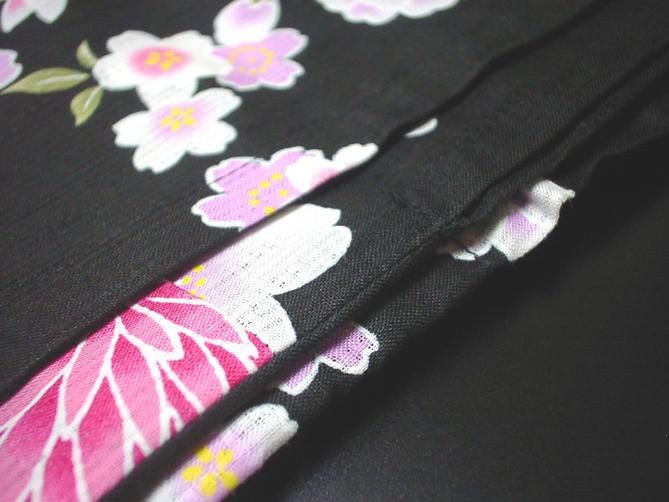浴衣 婦人用浴衣 ゆかた 木綿着物【新品】